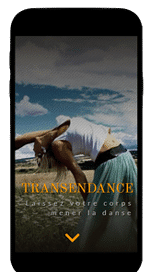 Pour créer un site pour une compagnie de danse demande de la sensibilité artistique.